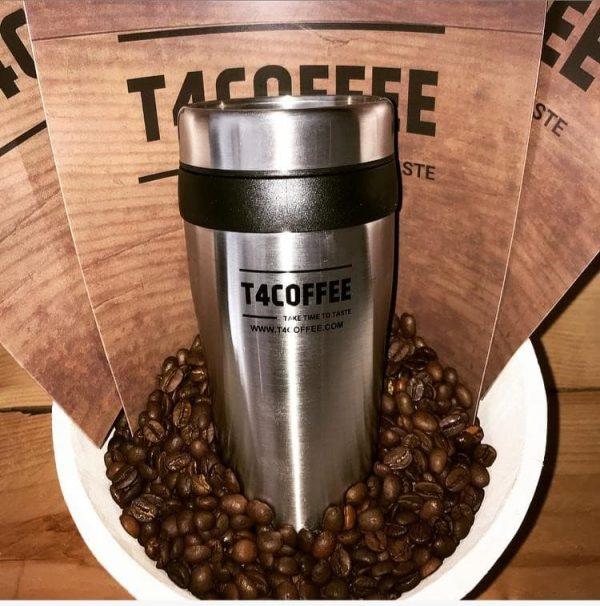 Koffie Beker T4COFFEE